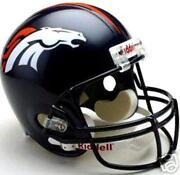 Denver Broncos Full Size Helmet