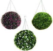 Flower Topiary Balls