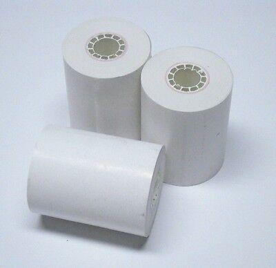 2 14 X 85 Thermal Paper Rolls 3 Rolls Hypercom T7plus T4205 T4210 T4220