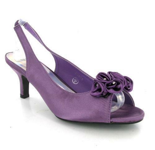 Shoes To Wear With Lilac Dress