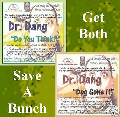 Dr Dang Dog & Do Funny Relationship Best New Comedy