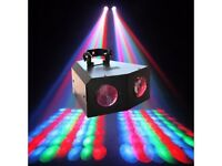 2 x Disco & Party Lights (Used)