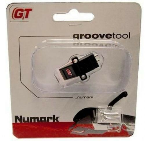 Numark Groove Tool Cartridge and Stylus