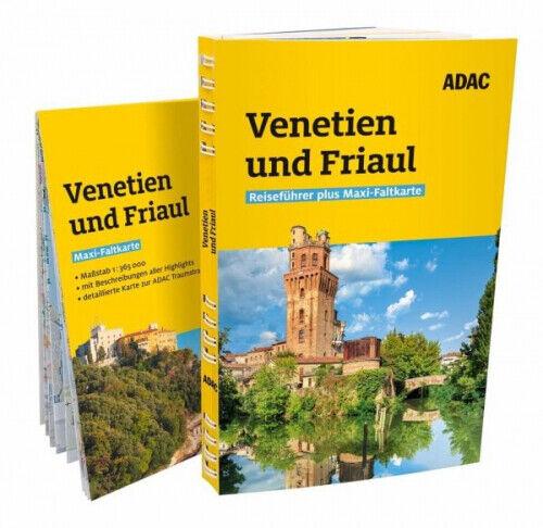 ADAC Reiseführer plus Venetien und Friaul Stefan Maiwald Broschiertes Buch