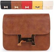 Brown Cross Body Shoulder Bag