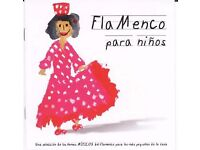 Flamenco dance class for children in Nunhead