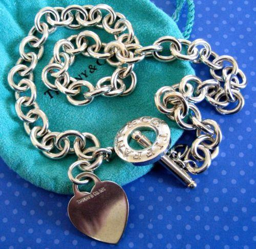 50725c46d Tiffany Chain Necklace | eBay