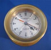 Vintage Chelsea Clock