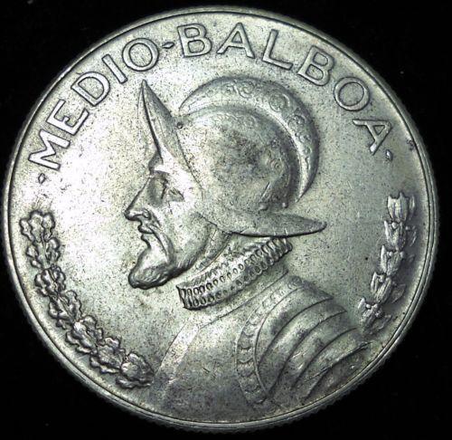Balboa Coin Ebay