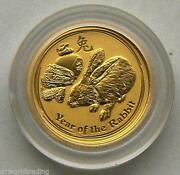 Lunar Gold Coins