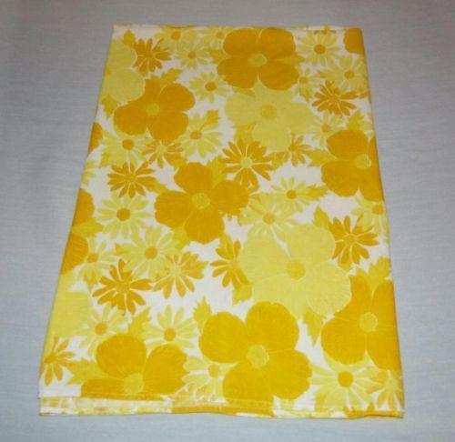 Vintage Tablecloth Fabric Plastic Vinyl Prints Ebay