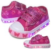 New Toddler Girls Sneakers