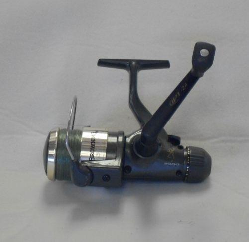 Browning spinning reel ebay for Browning fishing reels