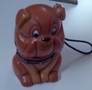 Transistor Novelty AM Radio Bulldog