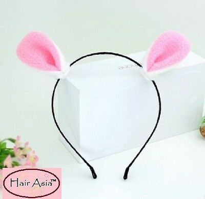 Lamb ear headband (ships from USA)