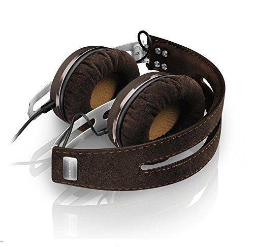 Sennheiser Momentum (M2) On-Ear Headphones Brown M2OEI-BRN