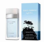 D&G Light Blue Perfume