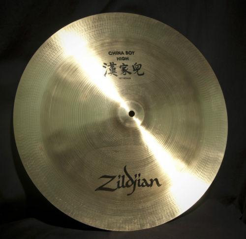 zildjian 18 china cymbal ebay. Black Bedroom Furniture Sets. Home Design Ideas
