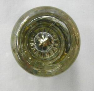 Vintage Clear Glass Door Knobs