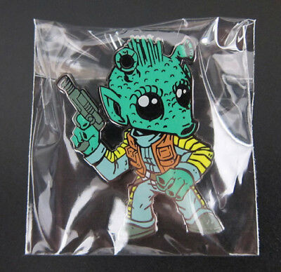 Disney Pin GREEDO - 2017 Star Wars Celebration Orlando Kotobukiya Exclusive HTF