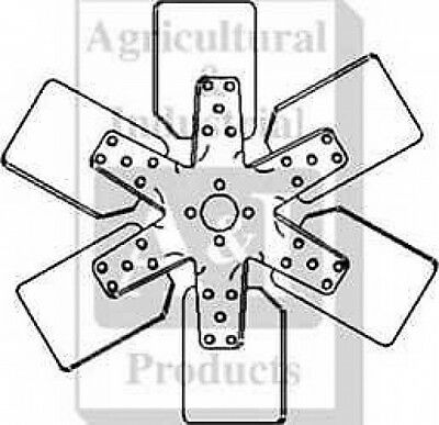 Brand New Caseih 6 Blade Fan 293691a1