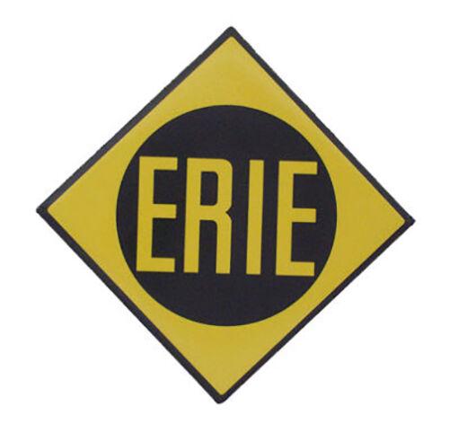 Erie Railroad Magnet #58-1190