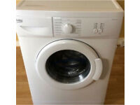 Beko washing machine only 12mths old. In excellent condition. Can drop off free if local