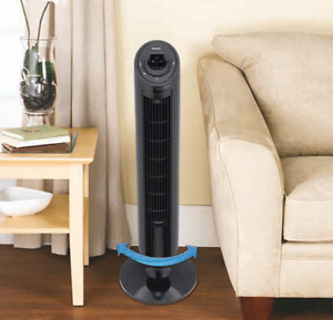 Honeywell ComfortControl Tower Fan HY-024 Portable 3 Speed And O