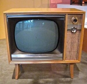 Looking for 50s or 60s TV set for Man Cave