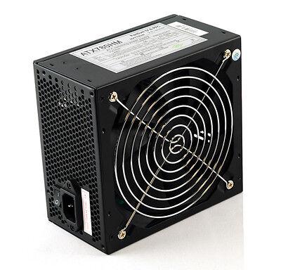 """780 WATT GAMER PC Computer ATX Netzteil 3,5"""" 5,25"""" SATA PCI-E SILENT Lüfter"""