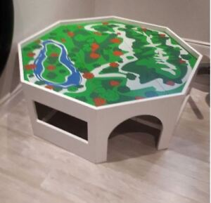 Solid Wood Play Table