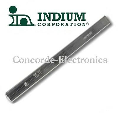 Indium Bar Solder Sn60 Pb40  05413  Tin - Lead  1.66 Lb. 1-bar