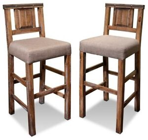 SERIOUS BUYER LOOKING FOR RUSTIC/ SHABBY CHIC BAR CHAIRS