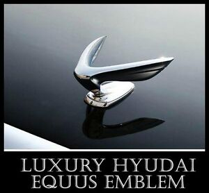 Hyundai Equus Emblem Ebay