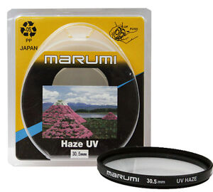 Brand new MARUMI 30.5mm UV filter 30.5mm Haze UV