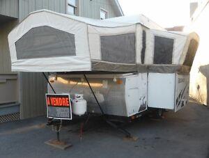 Tent  Trailer  Rockwood Forest River 2009 HW256