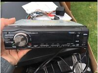 Sonichi car stereo DAB and CD