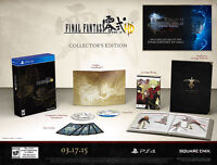 final fantasy type 0 collectors edition