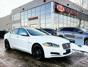 2013 Jaguar XF AWD V6 SUPER CHARGED *LOADED WITH NAVIGATION/SUNR