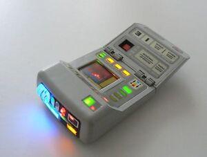 Star-Trek-Playmates-Science-Tricorder-Upgrade-Electronics-Kit-New-Run