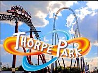X2 Thorpe Park tickets - Saturday 22nd July 2017