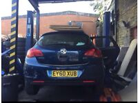 VAUXHALL ASTRA J 1.7 CDTI 2009 2010 2011 2012 2013 BREAKING FOR SPARES