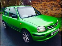 Micra 10 month Mot 12Month tax very reliable lady owners