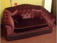 Stunning Chesterfield sofa