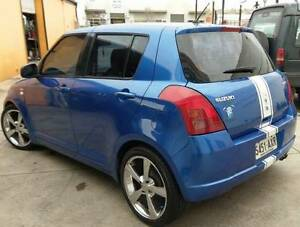 GOING CHEAP!! 2006 SUZUKI SWIFT HATCH CHEAP!! Hendon Charles Sturt Area Preview