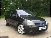 Renault Clio Sport 172 2002(52) Mint condition inside and out!!