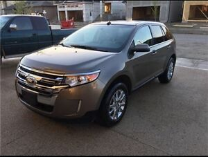 2013 Ford Edge Limited AWD   HEATED SEATS   LEATHER   TOW PKG