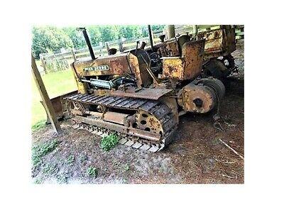 430c Dozer John Deere 430-c Crawler420c 440 Bull Dozer 6 Way Blade
