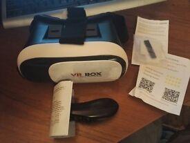 VR Box v2 + remote!