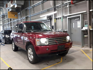 2004 LAND ROVER RANGE HSE- NO ACCIDENT - Only$8999